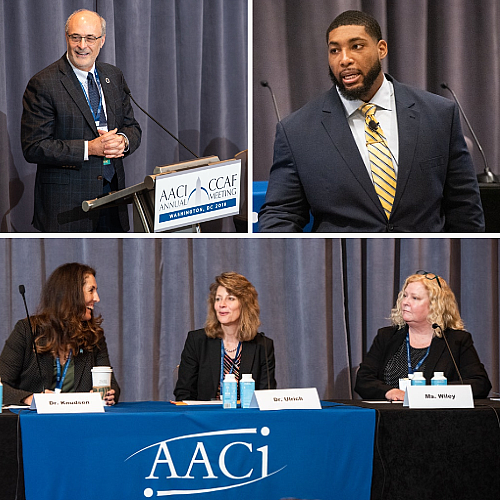 Patient Advocacy Plays Prominent Role at AACI Annual Meeting