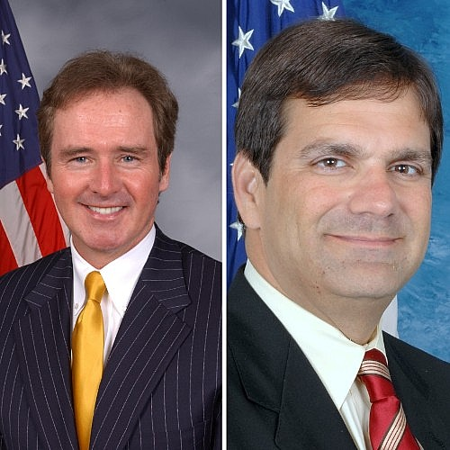Reps. Higgins, Bilirakis to Receive Cancer Research Ally Award
