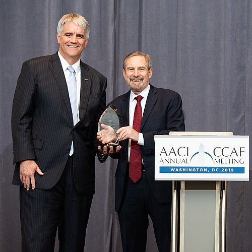 AACI Honors Scientific Discovery, Public Service, and Philanthropy at Annual Meeting