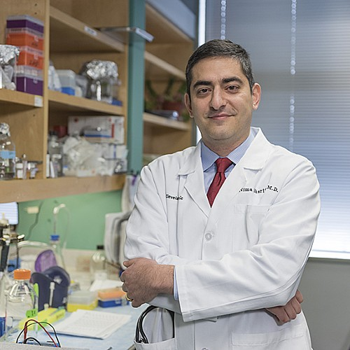 Sharifi Honored With AACR Achievement Award