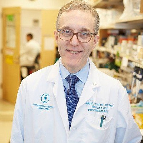 Wolchok Named ESMO Award Winner